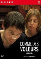 Comme des voleurs - Italian Movie Cover (xs thumbnail)