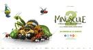 Minuscule 2: Les mandibules du bout du monde - IMDb - French Movie Poster (xs thumbnail)