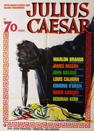 Julius Caesar - German Movie Poster (xs thumbnail)