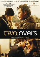 Two Lovers - Dutch Movie Cover (xs thumbnail)