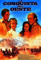 How the West Was Won - Spanish Movie Poster (xs thumbnail)