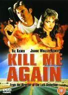 Kill Me Again - British Movie Cover (xs thumbnail)