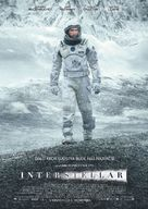 Interstellar - Slovak Movie Poster (xs thumbnail)