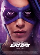 Comment je suis devenu un super-héros - French Movie Poster (xs thumbnail)