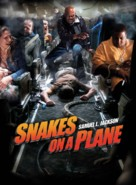 Snakes On A Plane - poster (xs thumbnail)