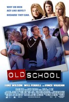 Old School - Movie Poster (xs thumbnail)