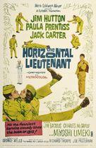 The Horizontal Lieutenant - Movie Poster (xs thumbnail)