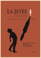 La jetèe - French Movie Poster (xs thumbnail)