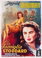 Adam Had Four Sons - Italian Movie Poster (xs thumbnail)