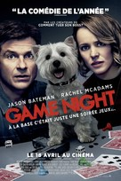 Game Night - French Movie Poster (xs thumbnail)
