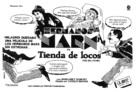 The Big Store - Spanish poster (xs thumbnail)