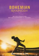 Bohemian Rhapsody - German Movie Poster (xs thumbnail)