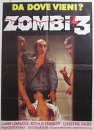 Non si deve profanare il sonno dei morti - Italian Movie Poster (xs thumbnail)
