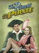 The Princess and the Pirate - DVD cover (xs thumbnail)