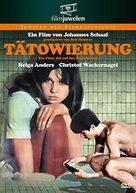 Tätowierung - German Movie Cover (xs thumbnail)