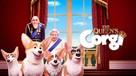 The Queen's Corgi - New Zealand Movie Cover (xs thumbnail)
