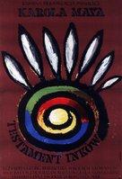 Das Vermächtnis des Inka - Polish Movie Poster (xs thumbnail)