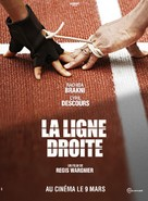 La ligne droite - French Movie Poster (xs thumbnail)