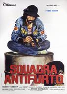 Squadra antifurto - Italian Movie Poster (xs thumbnail)