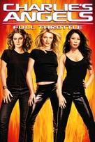 Charlie's Angels: Full Throttle - DVD movie cover (xs thumbnail)