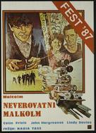 Malcolm - Bosnian Movie Poster (xs thumbnail)