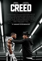 Creed - Dutch Movie Poster (xs thumbnail)