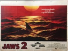 Jaws 2 - British Movie Poster (xs thumbnail)