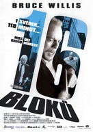 16 Blocks - Czech poster (xs thumbnail)