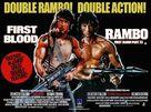 Rambo: First Blood Part II - British Combo movie poster (xs thumbnail)