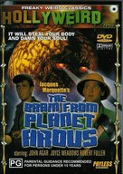 The Brain from Planet Arous - Australian DVD movie cover (xs thumbnail)