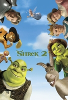 Shrek 2 - Swedish Movie Poster (xs thumbnail)