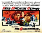 The Sundowners - Movie Poster (xs thumbnail)