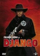 Django - German DVD movie cover (xs thumbnail)