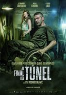 Al final del túnel - Spanish Movie Poster (xs thumbnail)