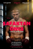 A Prayer Before Dawn - Turkish Movie Poster (xs thumbnail)