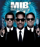 Men in Black 3 - Blu-Ray cover (xs thumbnail)