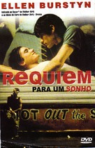 Requiem for a Dream - Brazilian DVD cover (xs thumbnail)