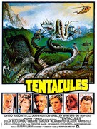Tentacoli - French Movie Poster (xs thumbnail)