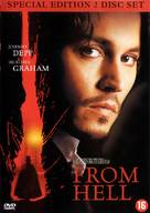 From Hell - Dutch DVD movie cover (xs thumbnail)