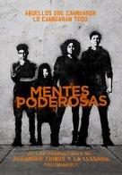 The Darkest Minds - Spanish Movie Poster (xs thumbnail)
