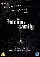 """The Addams Family"" - British DVD movie cover (xs thumbnail)"