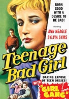 My Teenage Daughter - DVD cover (xs thumbnail)