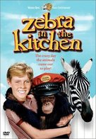 Zebra in the Kitchen - DVD cover (xs thumbnail)