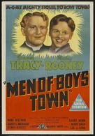 Men of Boys Town - Australian Movie Poster (xs thumbnail)