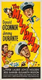 The Milkman - Movie Poster (xs thumbnail)
