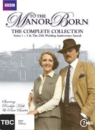 """To the Manor Born"" - New Zealand DVD cover (xs thumbnail)"
