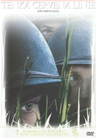 The Thin Red Line - Czech DVD movie cover (xs thumbnail)
