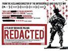 Redacted - British Movie Poster (xs thumbnail)