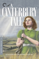 A Canterbury Tale - DVD movie cover (xs thumbnail)