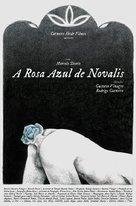 A Rosa Azul de Novalis - Brazilian Movie Poster (xs thumbnail)